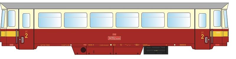 M152.0201 ČSD