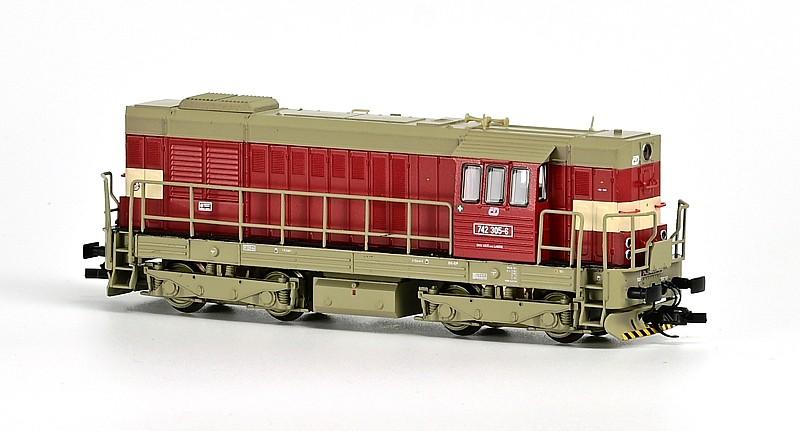 742 305-6 ČD