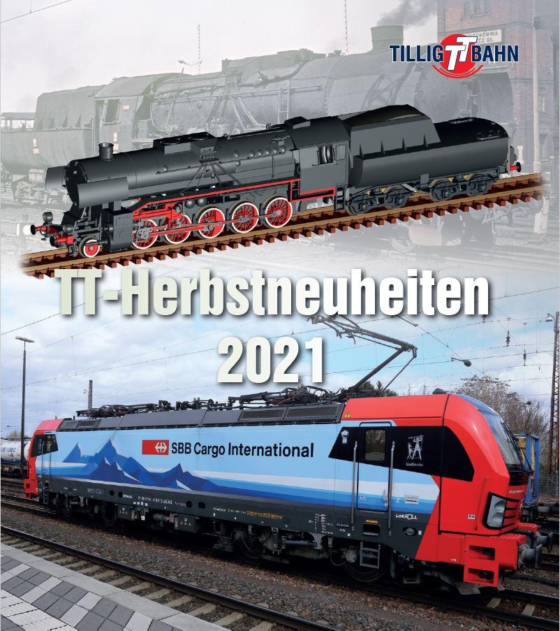 Tillig podzimní novinky 2021